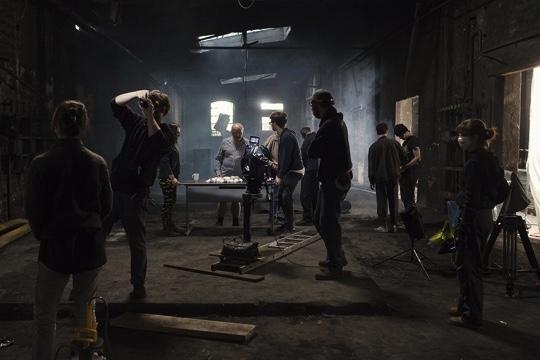 Filmproduktion Schlechte Helden