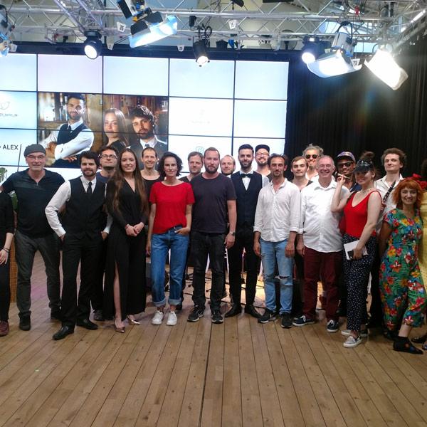 Tvshow-panoptikum Team